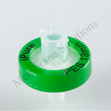 100pcs/pk PES Non Sterile Syringe Filter, 0.22μm/13mm,HPLC,Lab Use Only,ipure