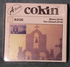 Cokin A Series 026 Warm 81A (A026) Filter New