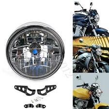 Motorcycle 7'' Headlight Lamp For Honda CB400 CB500 Hornet 250 VTR250 + Bracket