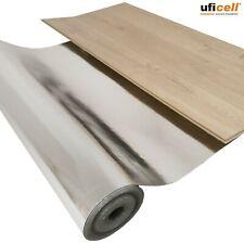uficell® Akustik Trittschalldämmung Silence Floor Akustik, Dichte: 1000 kg/m³