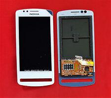 LCD SCHERMO DISPLAY E TOUCH SCREEN NOKIA LUMIA 700 BIANCO WHITE