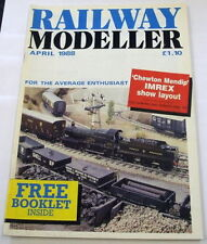 April Railway Modeller Monthly Transportation Magazines