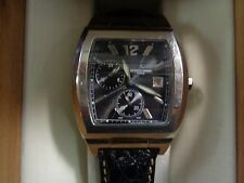 SWISS JACQUES LEMANS GENEVE G120 7 Jewel Quartz MENS WATCH Sapphire Crystal