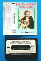 MC Musicassetta Enrico Musiani Valzer Cantati LISCIO ITALY no lp cd dvd vhs
