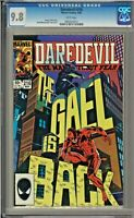 Daredevil #216 CGC 9.8 White Pages