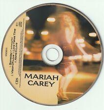 MARIAH CAREY SOMEDAY PICTURE DISC CD SINGLE UK 1990 CBS 656583 5