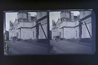 Château a Usse Francia Foto Stereo Negativo Su Film Morbido 1913