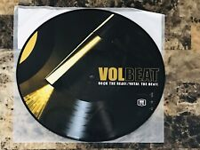 "Volbeat Rare Rock The Rebel Metal The Devil 12"" Vinyl Picture Disc Record Heavy"