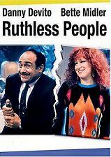 NEW DVD // RUTHLESS PEOPLE - Danny DeVito, Bette Midler, Judge Reinhold, Helen S