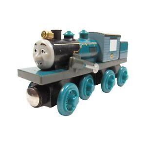 Thomas Train & Friends FERDINAND Logging Engine Wooden Railway Push Along TOMY