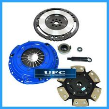 UFC STAGE 3 CLUTCH KIT & 10 LBS FLYWHEEL ALL B SERIES MOTORS INTEGRA CIVIC SI