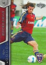 2007 Upper Deck Major League Soccer Base Common Real Salt Lake (86 - 92 & 24)