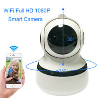 WIFI IP Camera 1080P Baby Monitor Home Security HD Video Two-Way Audio Camera