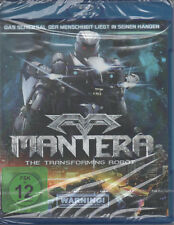 Mantera The Transforming Robot Blu Ray NEU Scienes Fiction Tomok Shah Indrawan