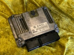 SEAT Ibiza 6L 1.9 TDI Steuergerät Motorsteuergerät 03G906013A Original BOSCH