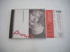 ISABELLE ANTENA  / ON A WARM SUMMER NIGHT - JAPAN CD opened rare