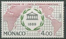 Monaco 1989 Interparlamentarische Union IPU 1928 postfrisch