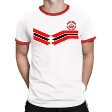 POLSKA POLAND World Cup 2018 Mens T-Shirt FOOTBALL New Style Retro