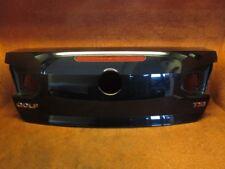 VW Golf 6 VI Cabrio Heckklappe Kofferraumklappe deep black schwarz LC9X orig