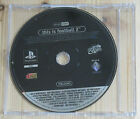 This is Football 2 - Promo Gioco Completo - New - PlayStation 1 - PSX
