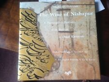 The Wine of Nishapur (1989, Hardcover)
