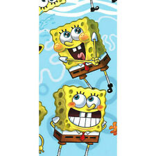 "SpongeBob Squarepants Classic Plastic Table Cover 54"" x 96"""