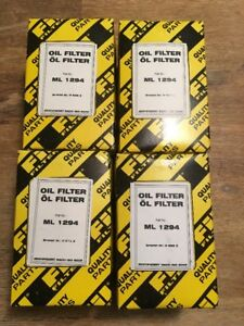 4x ÖLFILTER FIL FILTER ML1294 Ersetzt MANN FILTER H929X h 929 x MERCEDES