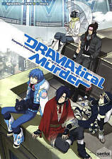 Dramatical Murder : Complete Series (DVD, 2015, 3-Disc Set) Anime Lot New