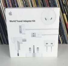 Apple World Travel Adapter Kit MB974ZM/B BRAND NEW Factory Sealed In Box