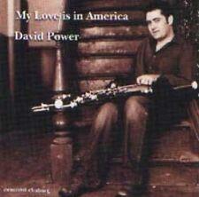 David Power - My Love is in America - CD New Sealed Free UK P&P