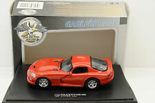 DODGE VIPER RT/10 COUPÉ ROT ADLERHORST RACE 1/43 NEU IN ORIGINALVERPACKUNG