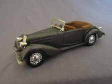 393F Solido 4003 Talbot T23 Anthracite 1937 Cabriolet 1:43