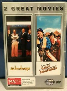 The Birdcage & City Slickers DVDs Robin Williams Gene Hackman Billy Crystal