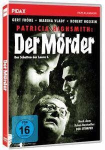 Der Mörder [DVD/NEU/OVP] mit Gert Fröbe nach Patricia Highsmith