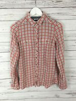FAT FACE Shirt - UK10 - Classic Fit - Check - Great Condition