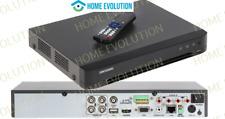 Dvr Videosorveglianza HikVisione iDS-7204HUHI-M1/FA Acusense 4 ch