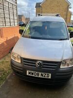 Volkswagen VW Caddy 1.9 diesel Dec Mot Sat nav rear camera Roof bars DAB radio
