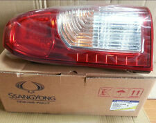 SSANGYONG ACTYON SPORTS 2012 - 2016 GENUINE BRAND NEW RH  TAIL LIGHT
