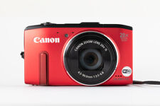 Canon PowerShot SX280 HS 12.1MP Digital Camera w/ GPS, WiFi - Red