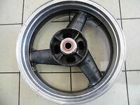 E7 Kawasaki ZXR 750 J ZX750J Cerchione Posteriore Ruota 5,50x 17 Bordo Lucidato