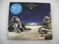 YES - TALES FROM TOPOGRAPHIC OCEANS - 2CD LIKE NEW CONDITION 2003