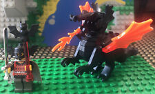 New ListingLego Vintage Castle Fright Knights Bat Lord 6007 100% Complete