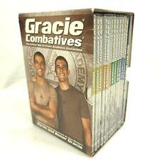 Gracie Combatives DVD Set No Disk 1(Lessons 1-3)