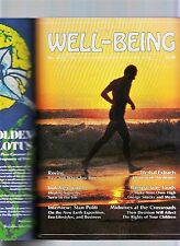 A YEAR OF WELL BEING MAGAZINE VOL IV-1978 NO'S 28-39-ALTERNATIVE HEALTHY LIVING