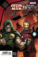 King in Black Iron Man Doctor Doom #1 Marvel Comic 1st Print 2020 unread NM