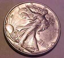 1934-D Walking Liberty Half Dollar ~Gem Nearly Uncirculated ☆☆Make An Offer☆☆