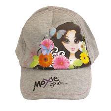 Official Licensed Girls Moxie Girlz  Baseball Cap Age 4-8 Years Summer Hat