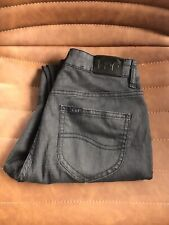 Riders by Lee- Mid Rise Super Skinny Black Stretch Jeans (550656) Women's Size 7
