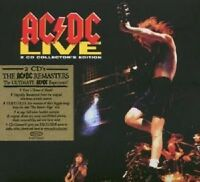 AC/DC 'LIVE (COLLECTORS EDITION)' 2 CD DIGIPACK NEW+