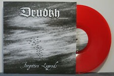 DRUDKH 'Forgotten Legends' Ltd. Edition RED Vinyl LP NEW